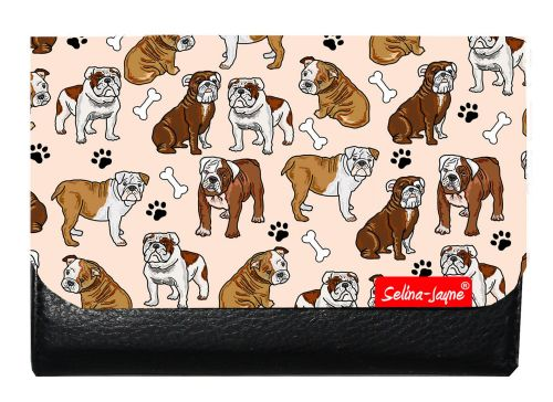 Selina-Jayne Bulldog Limited Edition Designer Small Purse